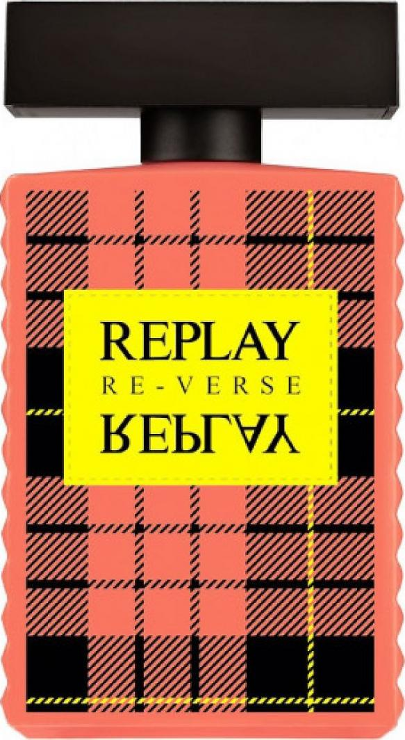 Replay  Reverse EDT 100ml 1