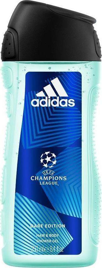 Adidas ADIDAS Uefa Champions League Dare Edition Shower Gel 250ml 1