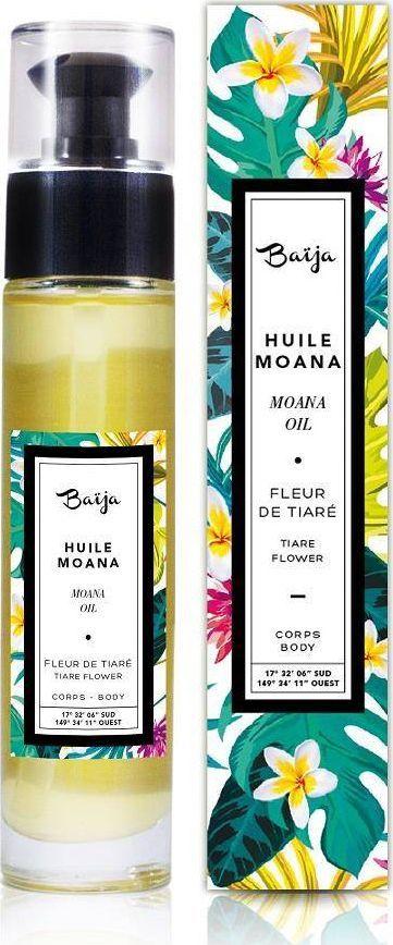 Baija BAIJA_Body Oil olejek do ciała i kąpieli Moana 50ml 1