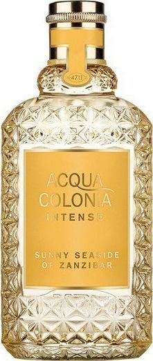 4711 acqua colonia intense - sunny seaside of zanzibar woda kolońska unisex 170 ml