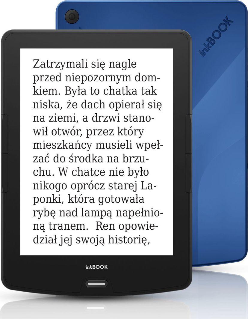Czytnik inkBOOK Calypso Plus 1
