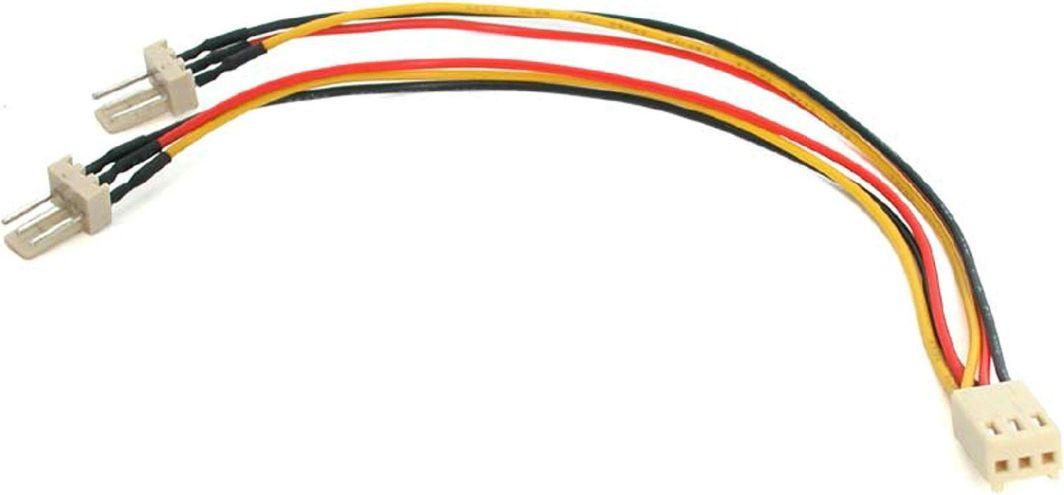 StarTech Kabel 6IN TX3 Fan Power Y (TX3SPLITTER) 1