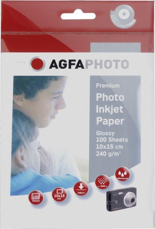 AgfaPhoto Premium 240 g 10x15 cm 100 arkuszy (AP240100A6) 1