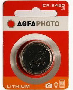 AgfaPhoto Bateria CR2450 1szt. 1