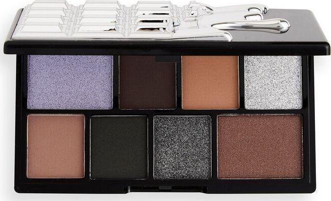 I Heart Makeup Chocolate Mini Paletka Cieni do oczu Black Pearl  1