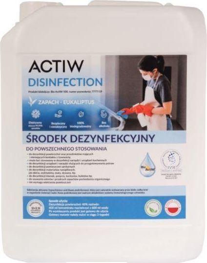 Bio ActiW Środek dezynfekcji 2000 ml 1