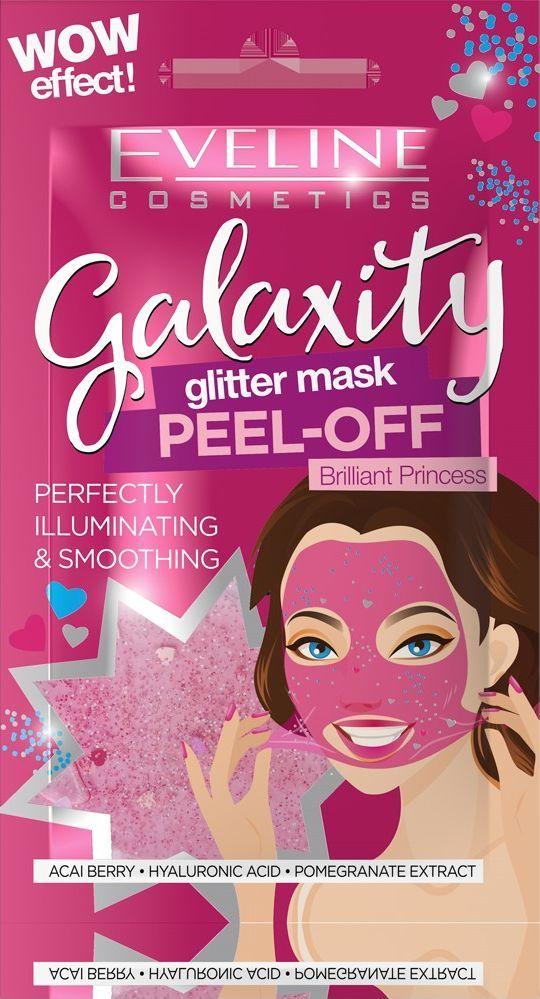 Eveline Galaxity Glitter Mask Brilliant Princess 1
