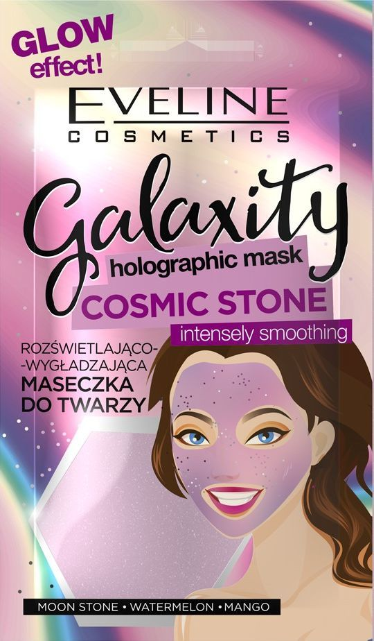 Eveline Galaxity Holographic Cosmic Stone  1