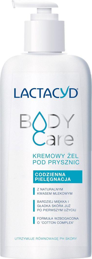 Lactacyd Body Care Kremowy Żel pod prysznic - Codzienna Pielęgnacja 1 szt 1