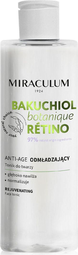 Miraculum   Tonik do twarzy - odmładzający 200 ml 1