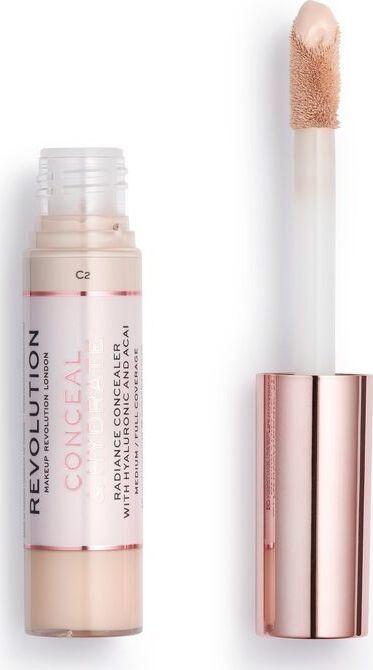 Makeup Revolution Conceal & Hydrate Korektor w płynie C2 13g 1