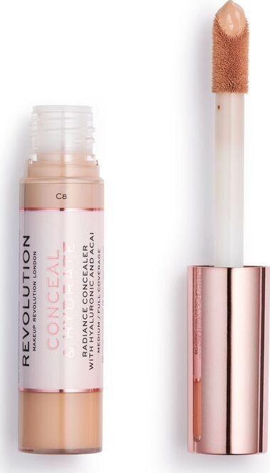 Makeup Revolution Conceal & Hydrate Korektor w płynie C8 13g 1