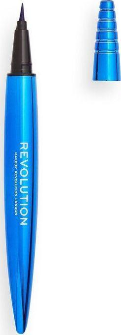 Makeup Revolution Eyeliner do Oczu Niebieski 3 ml 1