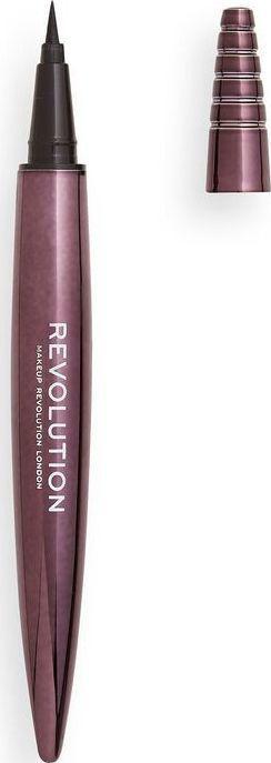 Makeup Revolution Renaissance Eyeliner do oczu Brown (brązowy) 3ml 1