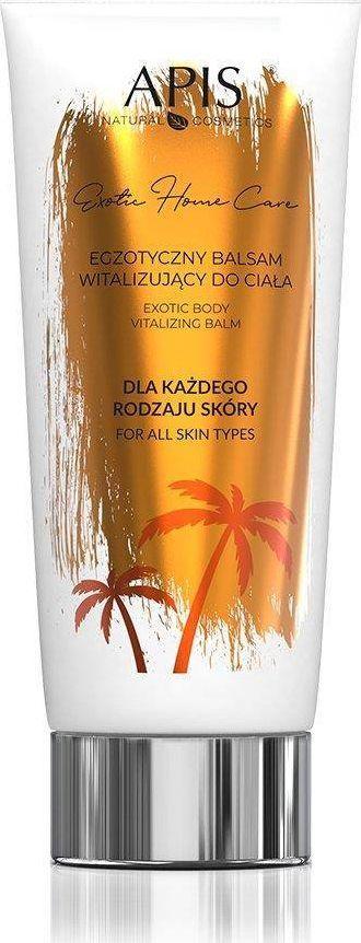 APIS APIS_Exotic Home Care egzotyczny balsam witalizujący do ciała 200ml 1