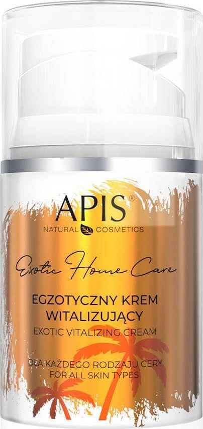 APIS Exotic Home Care egzotyczny krem witalizujący do twarzy 1