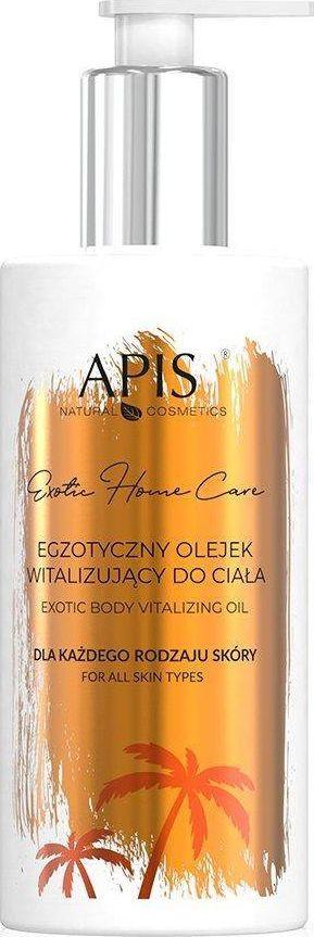 APIS APIS_Exotic Home Care egzotyczny olejek witalizujący do ciała 300ml 1