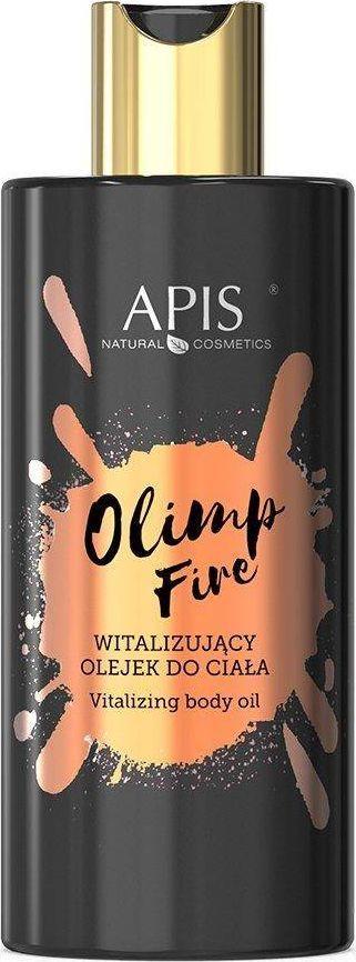APIS APIS_Olimp Fire witalizujący olejek do ciała 300ml 1