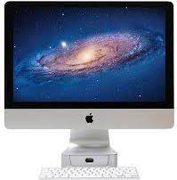 "Rain Design mBase Stand iMac 54,6 cm 21,5"" (10043) 1"