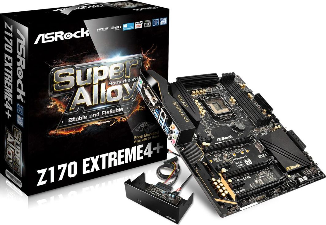 ASRock Z170 Extreme4+ Drivers PC