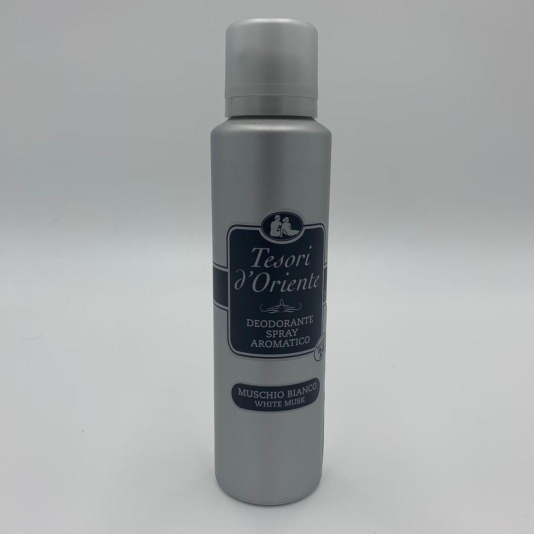 Tesori Dezodorant białe piżmo 150ml 1