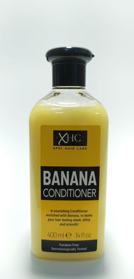 XHC Odżywka do włosów 400ml banan 1