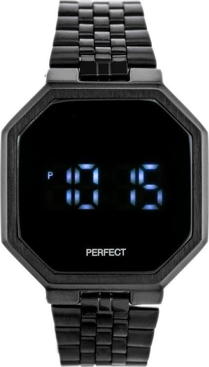 Zegarek Perfect ZEGAREK LED PERFECT A8034 (zp917d) uniwersalny 1