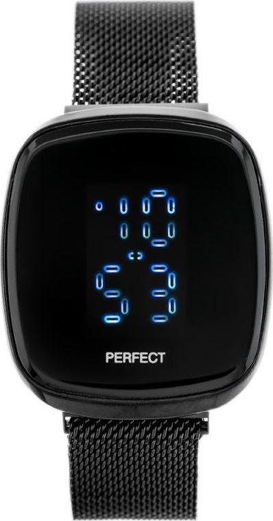 Zegarek Perfect ZEGAREK LED PERFECT A8036 (zp915c) uniwersalny 1