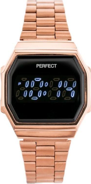 Zegarek Perfect ZEGAREK LED PERFECT A8039 (zp916e) uniwersalny 1