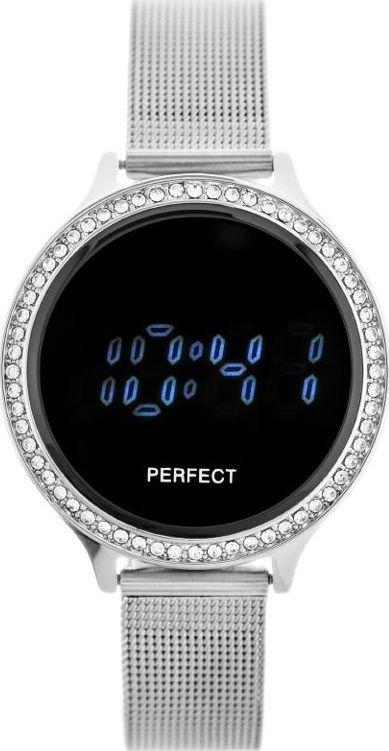 Zegarek Perfect ZEGAREK LED PERFECT A8040 (zp922a) uniwersalny 1
