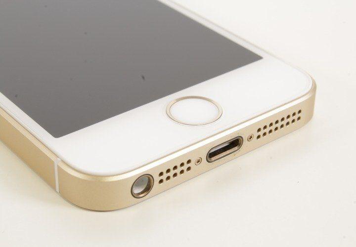 Smartfon Apple APPLE iPhone SE A1723 2GB 64GB LTE Retina 640x1136 Klasa A Gold iOS uniwersalny 1