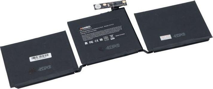 Bateria Nowa bateria A1713 do Apple MacBook Pro 13 A1708 2016-2017 11.4V 54,5Wh 4700mAh uniwersalny 1