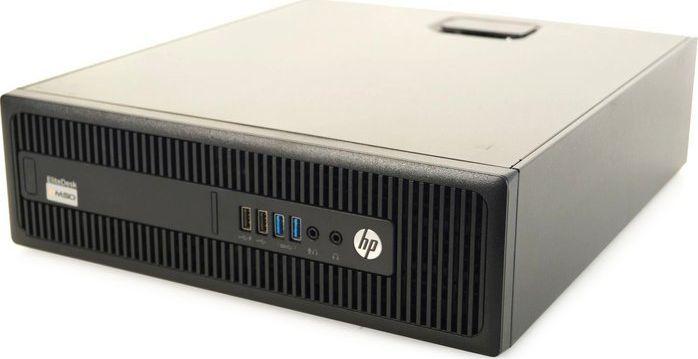 Komputer HP EliteDesk 705 G2 SFF AMD A4-8350B 8 GB 120 GB SSD Windows 10 Home 1