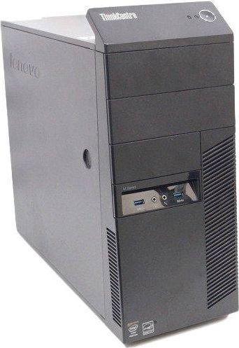 Komputer Lenovo ThinkCentre M83 TW Intel Pentium G3220 8 GB 500 GB HDD Windows 10 Home 1