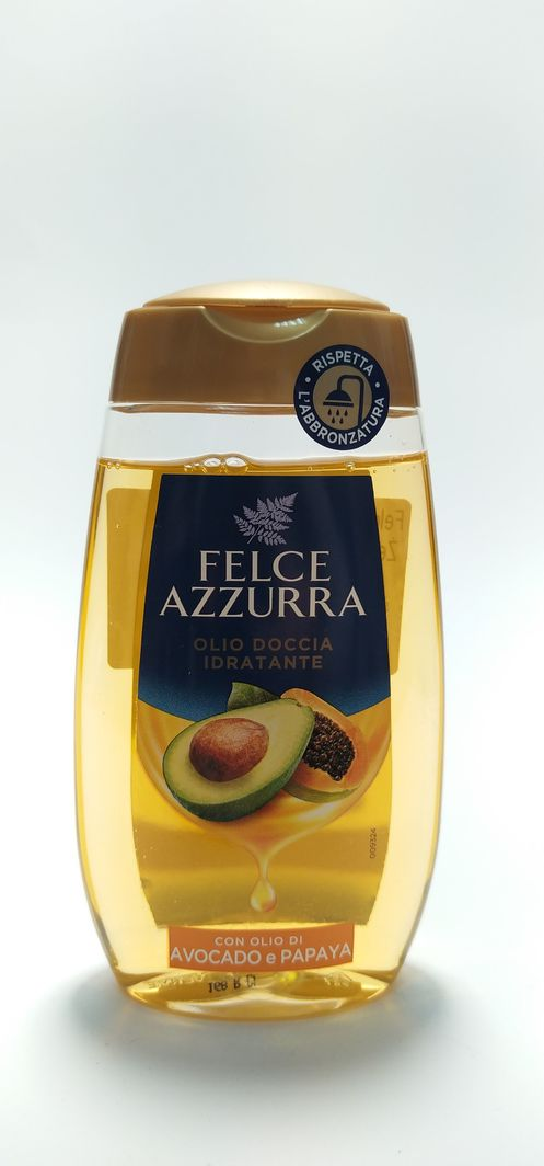 Felce Azzurra FELCE AZZURRA Żel p/prysznic 250ml papay 1