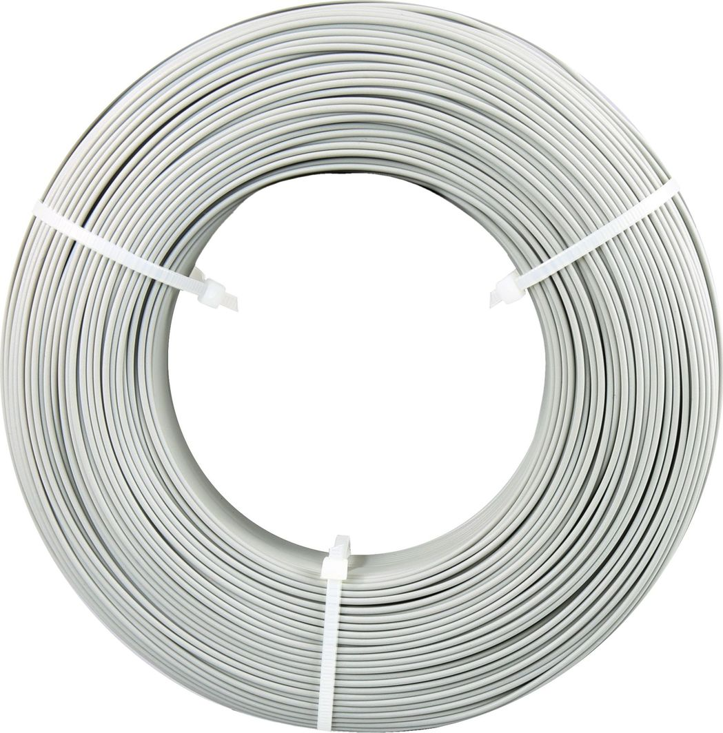 Fiberlogy Filament Fiberlogy Refill Easy PLA Gray 1,75mm 1