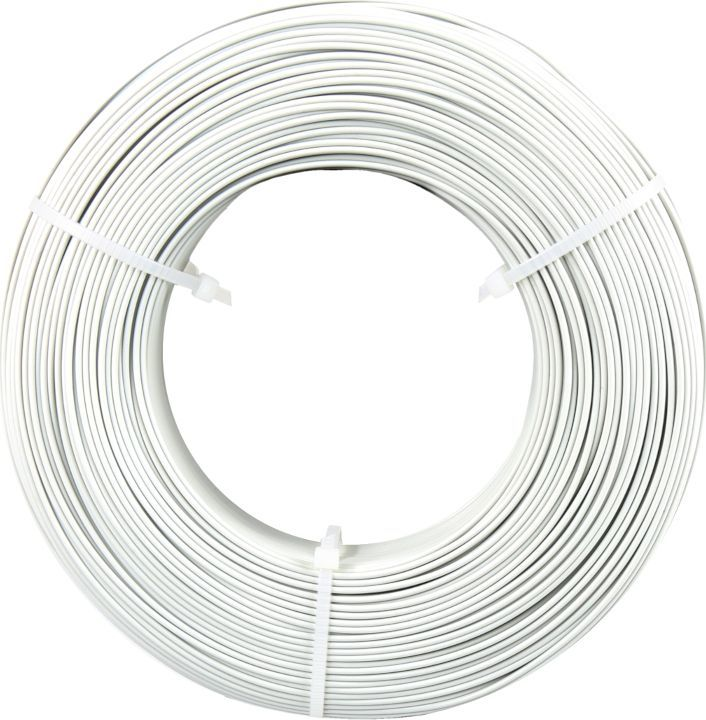 Fiberlogy Filament Fiberlogy Refill Easy PLA White 1,75mm 1