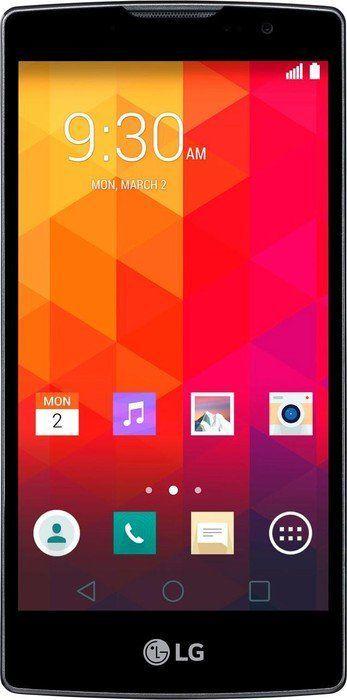Smartfon LG 8 GB Szary  1
