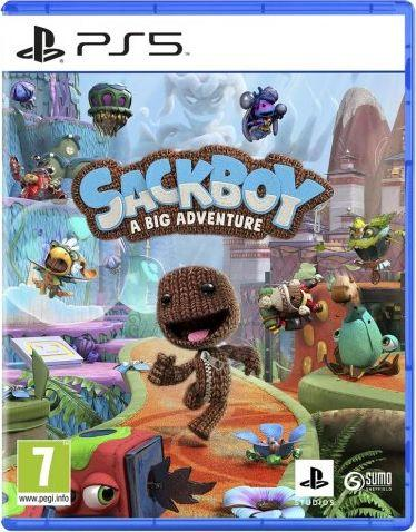 Sackboy A Big Adventure! 1
