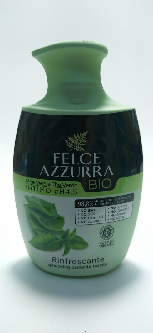 Felce Azzurra Płyn do higieny intymnej Aloes 250ml 1