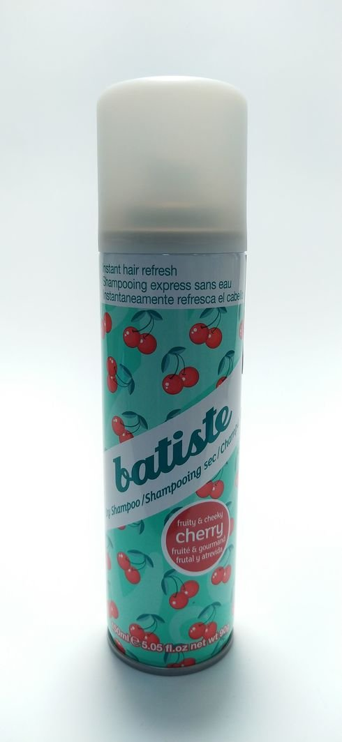 Batiste Suchy szampon 150ml wiśnia 1