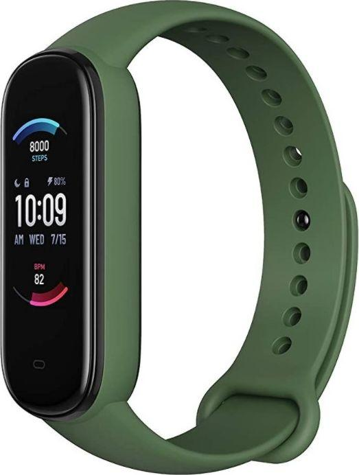 Smartband Xiaomi Amazfit Band 5 Zielony 1