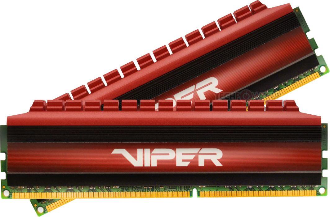 Pamięć Patriot Viper 4, DDR4, 16 GB, 2666MHz, CL15 (PV416G266C5K) 1