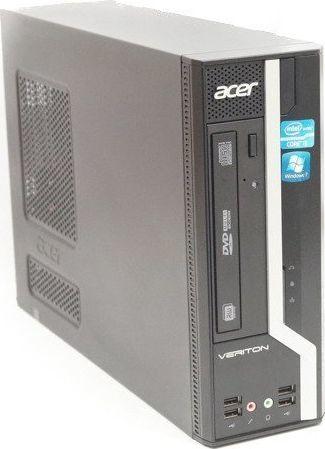 Komputer Acer ACER Veriton X2611G i3-3220 2x3.3GHz 4GB 240GB SSD DVD Windows 10 Home PL uniwersalny 1