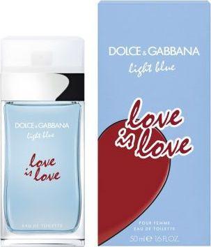 Dolce & Gabbana Love Is Love EDT 50ml 1
