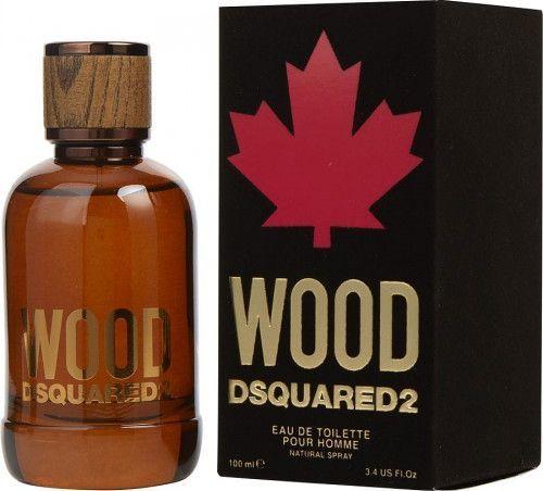 Dsquared2 Wood Pour Homme EDT, 100ml 1