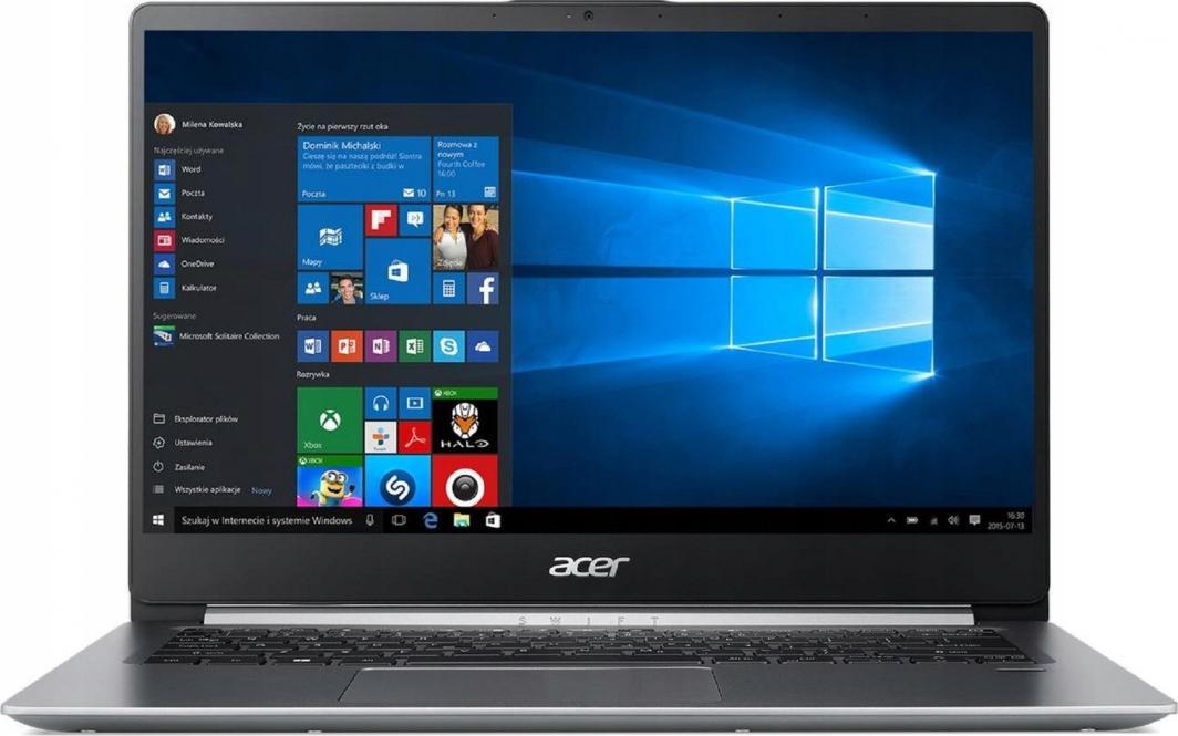 Laptop Acer Swift 1 SF114-32 (NX.GXHEP.007) 1