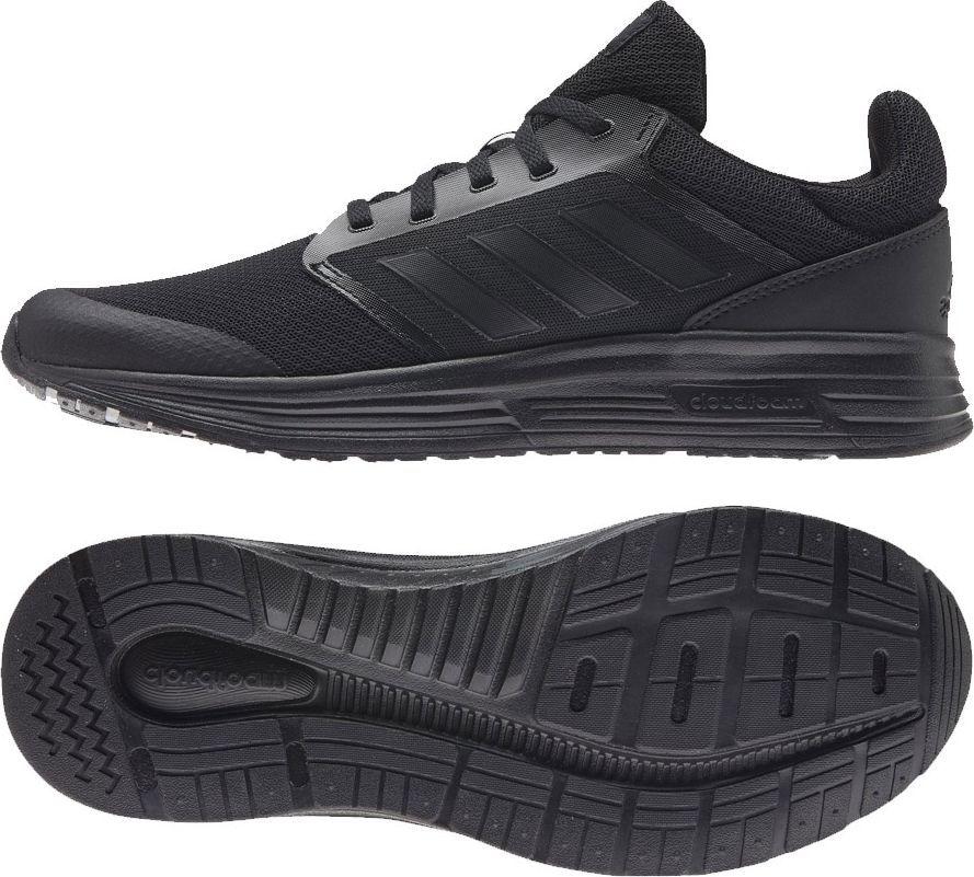Adidas Buty do biegania adidas Galaxy 5 FY6718 FY6718 czarny 47 1/3 1