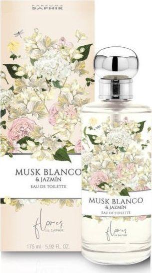 parfums saphir flores de saphir - musk blanco & jazmin