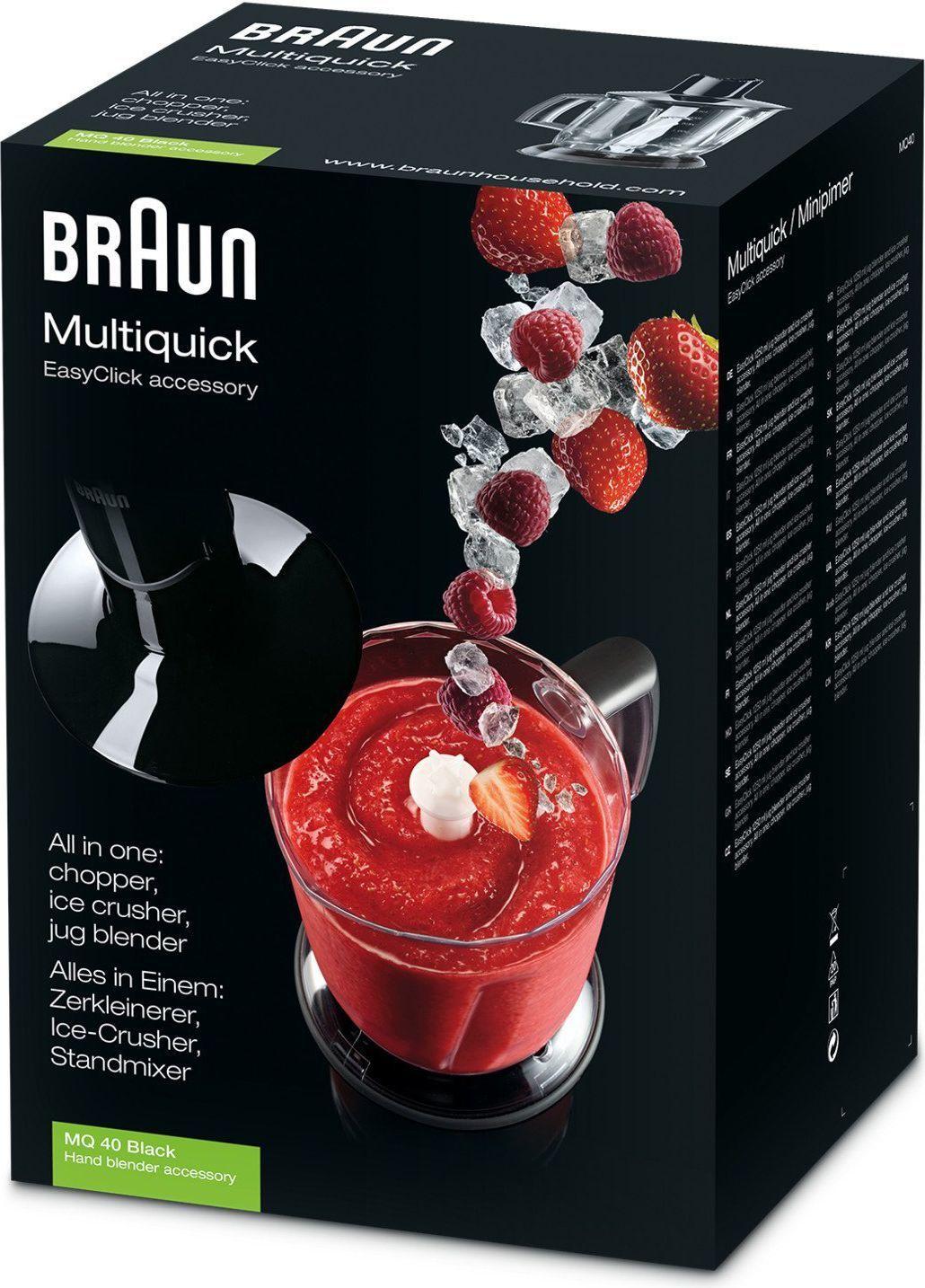 Braun Blender MQ 40 Multiquick (0X81364469) 1